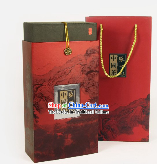 Chinese Zhang Yiyuan Fujian Oolong Tea in Gift Package