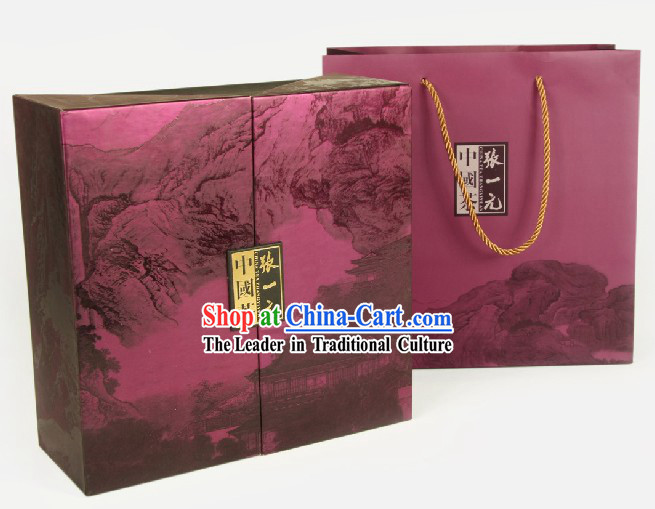 Chinese Zhang Yiyuan Gold Medal Huiming Tea in Gift Package