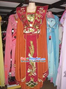 Chinese Opera Imperial Concubine Costumes Full Set