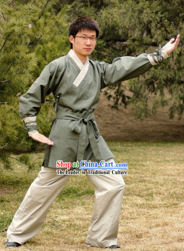 Chinese Kung Fu Clothing Full Set