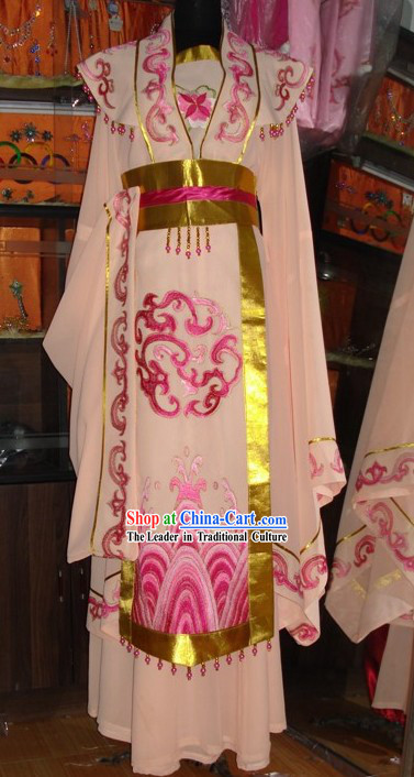 Chinese Opera Embroidered Empress Costumes