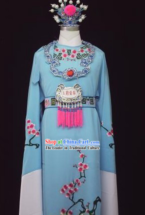 Chinese Opera Jia Baoyu Hong Lou Meng Costumes Full Set