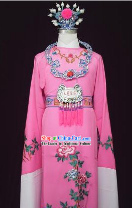 Chinese Opera Jia Baoyu Clothes Full Set
