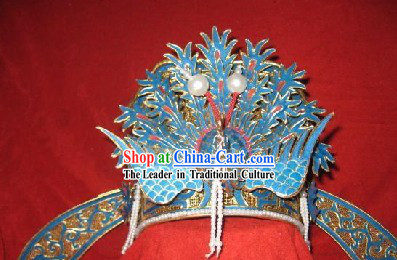 Chinese Opera Xie Yaohuan Hat for Women