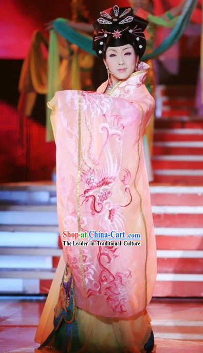 Li Yugang Tang Dynasty Empress Costumes Full Set