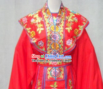 Chinese Classical Wedding Dress Complete Set for Bride