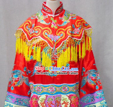 Chinese Opera The Drunken Beauty Costumes Set