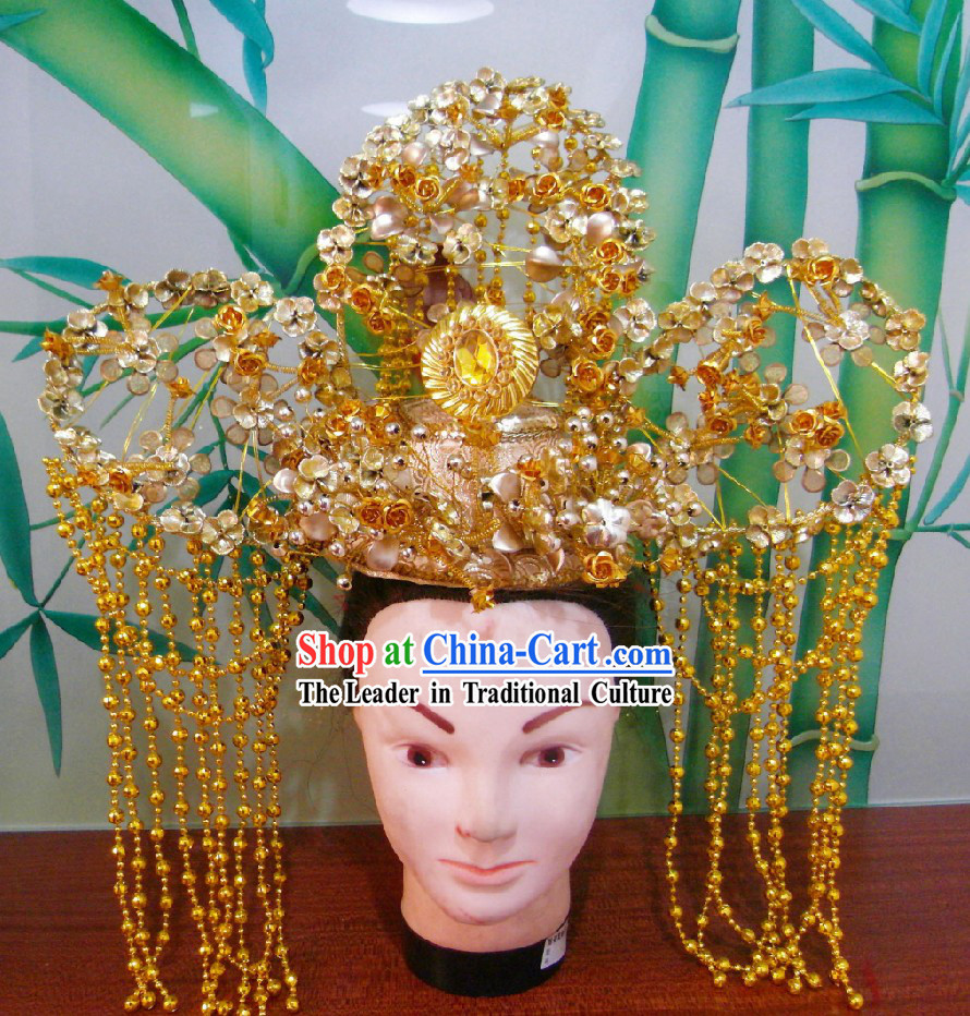 Ancient Chinese Prince Hair Decoration Complete Set