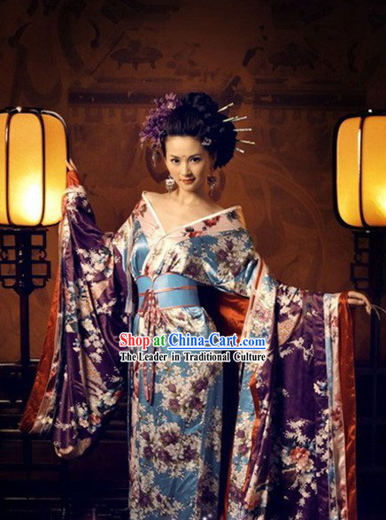 Tang Dynasty Clothes for Women