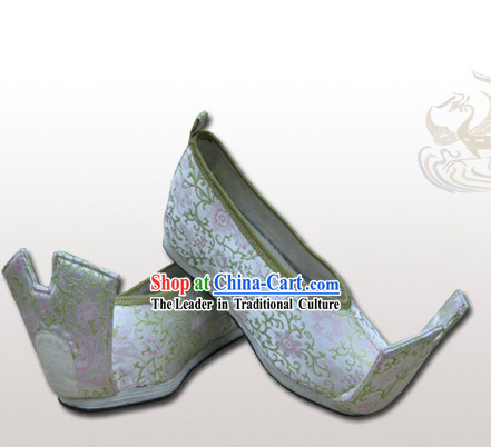 Ancient Chinese Handmade Shoes