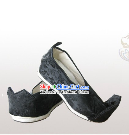 Traditional Han Chinese Clothing Shoes