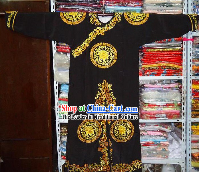 Chinese Beijing Opera Embroidered Male Costume