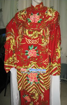 Chinese Opera Wedding Dress