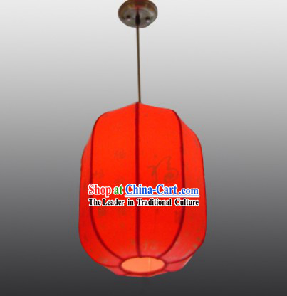 Festival Celebration Red Chinese Hanging Lantern
