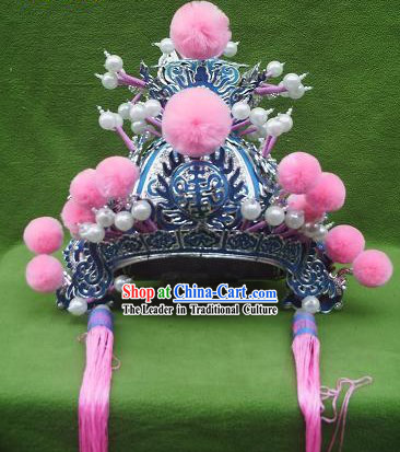 Chinese Opera Princess Helmet