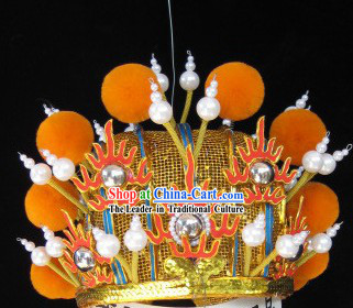 Chinese Peking Opera Hat for Men