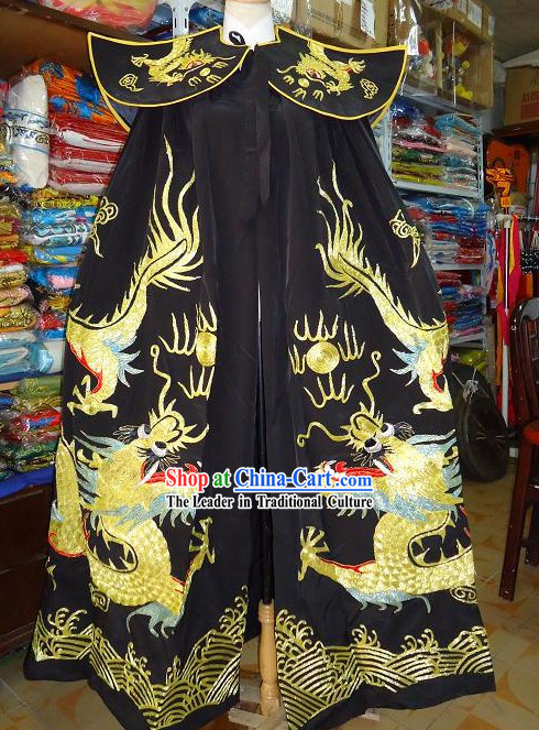 Chinese Beijing Opera Dragon Cape