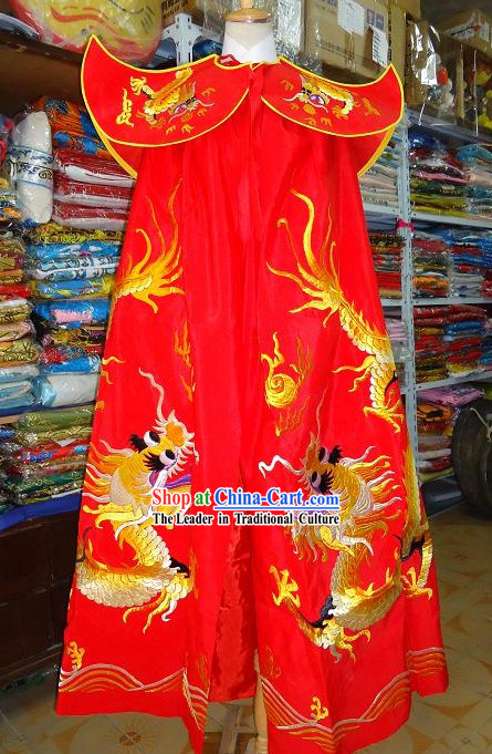Traditional Dragon Cape
