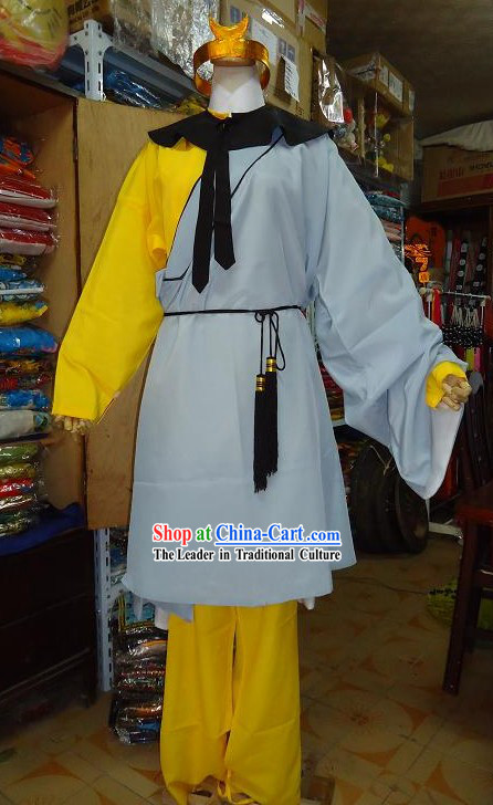 Journey to the West Sun Wukong Costume Complete Set