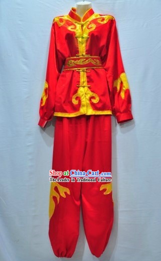 Professional Dragon Dancer Performance Costumes