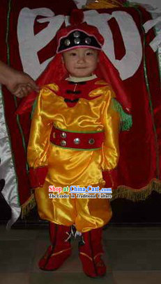 Dragon Dancer Costumes for Children