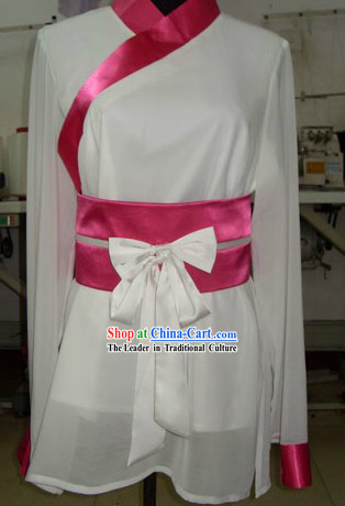 Chinese Mulan Fan Tai Chi Clothes