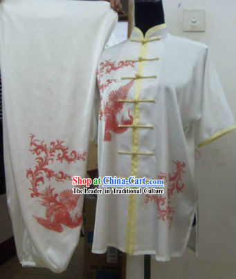 Chinese Phoenix Flying Silk Tai Chi Competition Suit