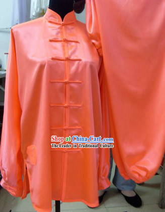 Traditional Chinese Silk Kung Fu Suit