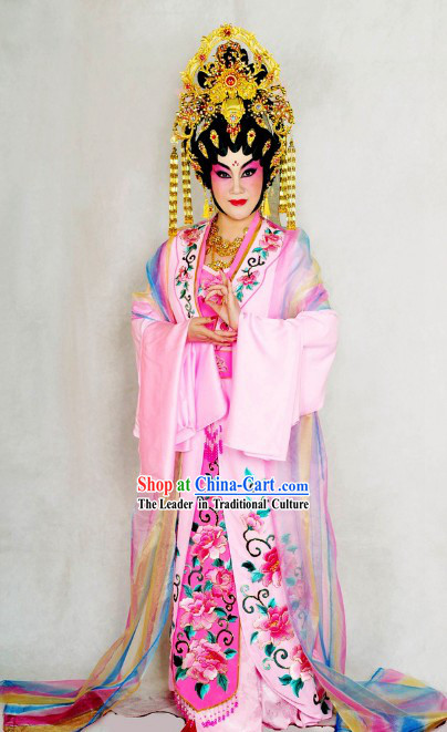 Ancient Chinese Opera Hair Accessories