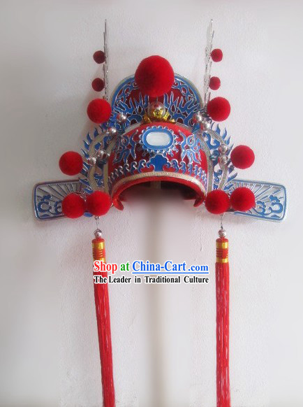 Chinese Classic Bridegroom Hat