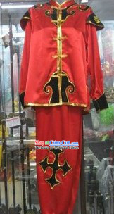 Traditional Dragon Dancer Uniform