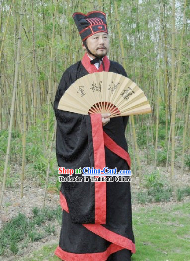 Traditional Chinese Ceremony Hanfu Clothing for Men