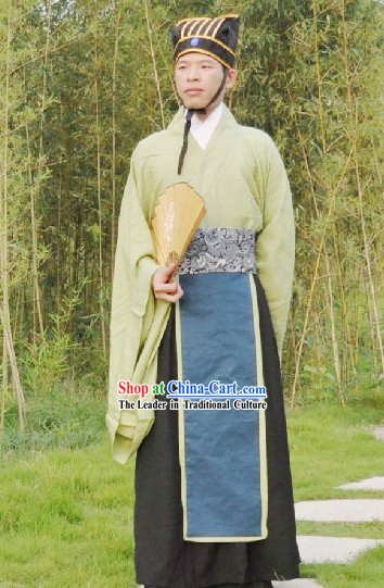Traditional Chinese Ceremony Hanfu Dress for Men