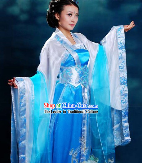 Traditional Chinese Hanfu Suit for Women