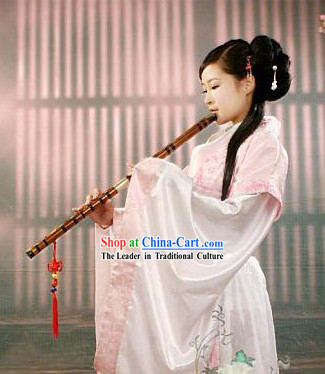 Traditional Chinese Musician Costume