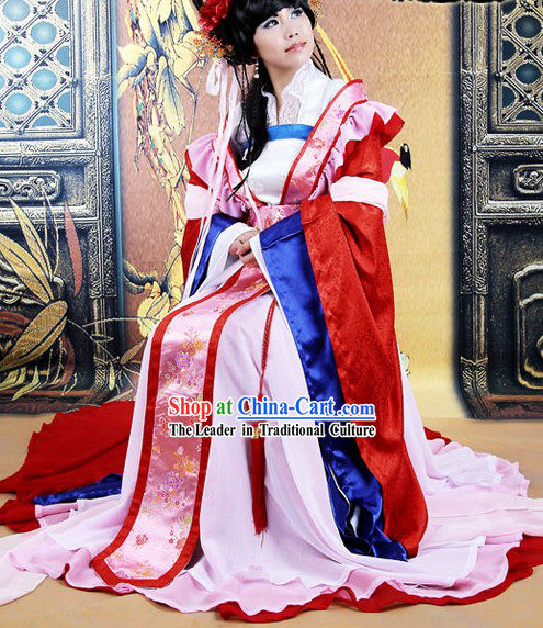Ancient Chinese Princess Costume for Women