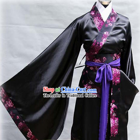 Traditional Chinese Hanfu Garment