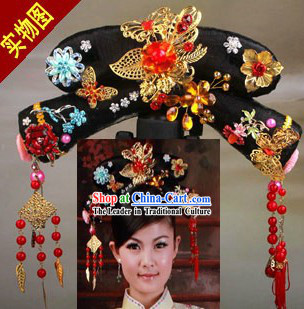 Chinese Palace Empress Hair Accessories