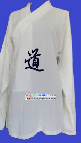 Traditional Chinese Tai Chi Wudang Taoist Dao Blouse and Pants