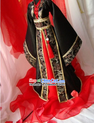 Chinese Classical Red Wedding Dress for Men