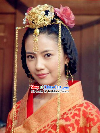 Ancient Chinese Palace Princess Hair Accessories for Women