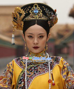 Qing Dynasty Palace Empress Crown