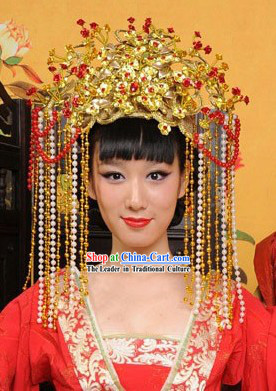Ancient Chinese Princess Wedding Hat