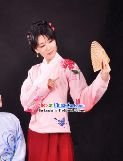 Ancient Chinese Butterfly Fairy Costumes