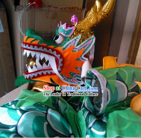 One Person Dragon Dance Prop
