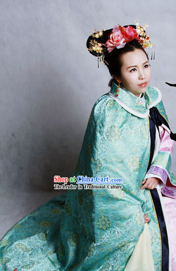 Qing Dynasty Palace Princess Cape