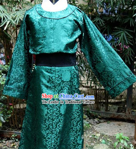 Ancient Chinese Tang Dynasty Male Clothing