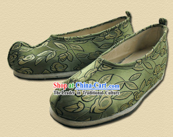 Ancient Chinese Handmade Male Shoes