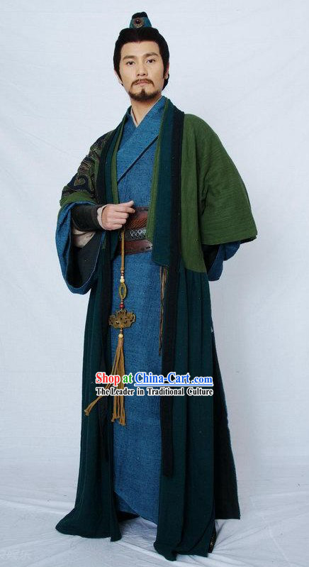 Ancient Chinese General Costumes for Men