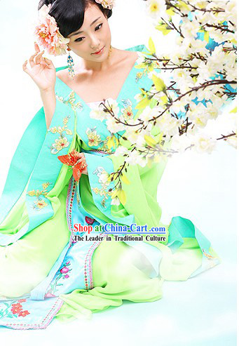 Ancient Chinese Imperial Concubine Costumes
